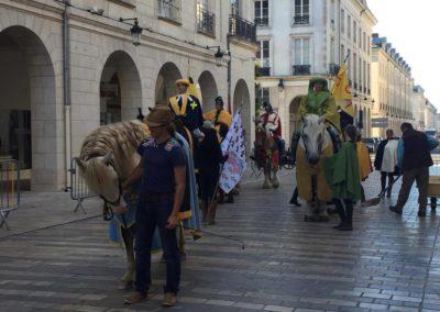 Tournage de Film – Meurtre à Orléans