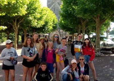 Randonnée Normandie Junior