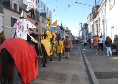 Fêtes Johaniques à Orléans 08/05