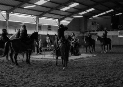 Soirée spectacle Paella avec la troupe de danseuses Art's danse de Saran