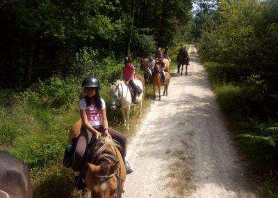 Randonnée Junior Bivouac en forêt d'Orléans – Juillet 2019