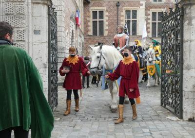 Tournage fête Johannique 2021 – 1er Mai