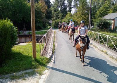 Randonnée Bivouac en Forêt d'Orléans – Spécial Junior – du 21 au 23/07